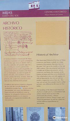 Archivo Historico Municipal de Mijas3