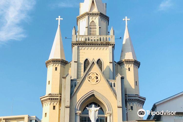 天主教三浦町教會1