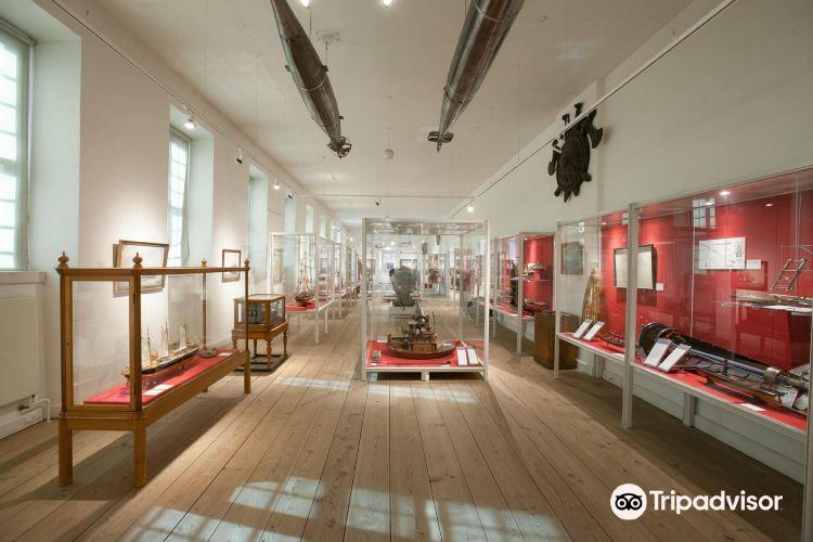 丹麥皇家海軍博物館1