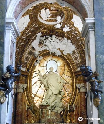Chiesa Rettoria San Girolamo Della Carita` a Via Giulia3