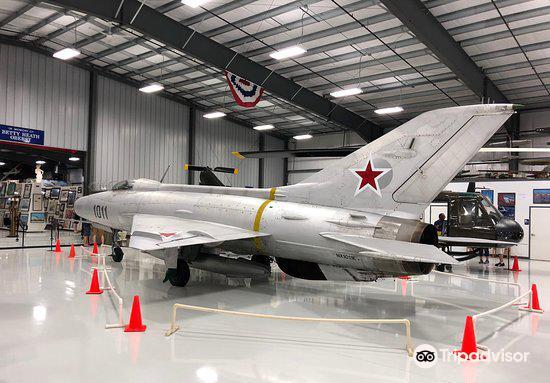 Warhawk Air Museum1