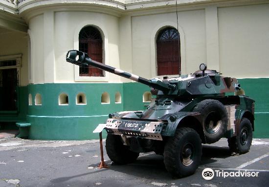 Military Museum El Zapote Barracks1