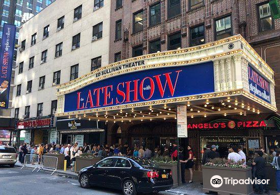 The Late Show with David Letterman1
