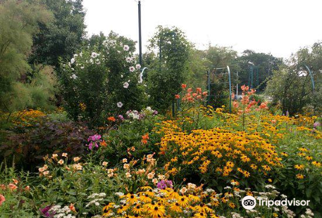 The Monet Garden of Muskegon