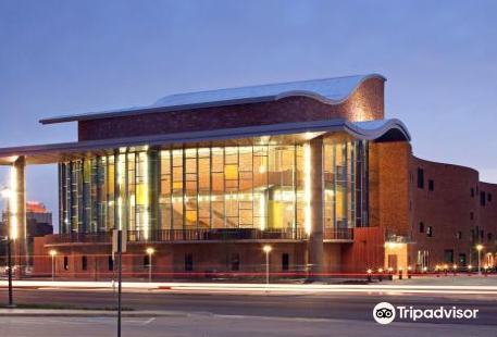 Globe-News Center for the Performing Arts