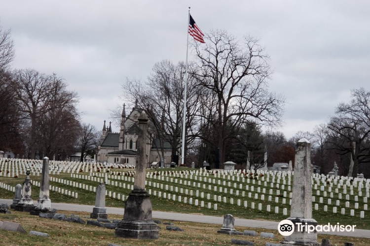 Crown Hill Cemetery4