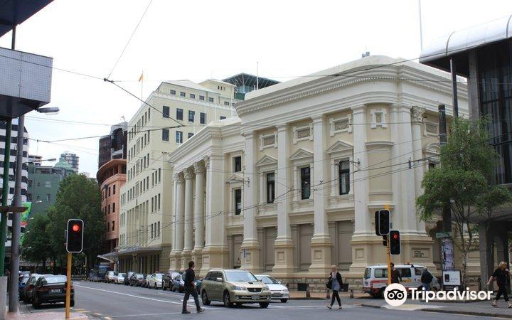 Wellington Town Hall4