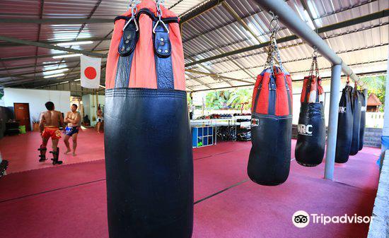 Jackie Muay Thai Gym3