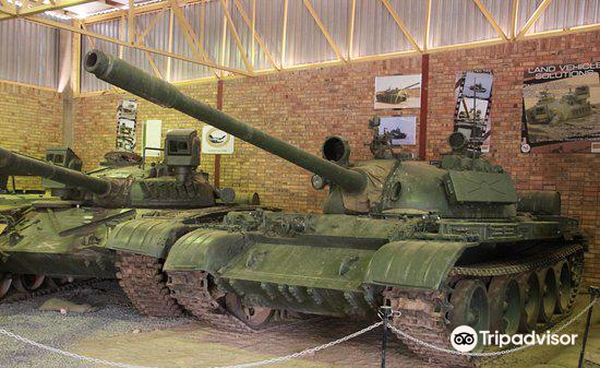 South African Armour Museum2