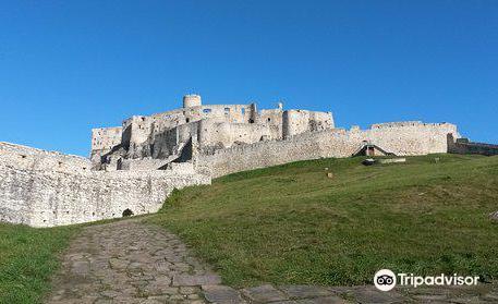 斯皮斯赫拉德城堡