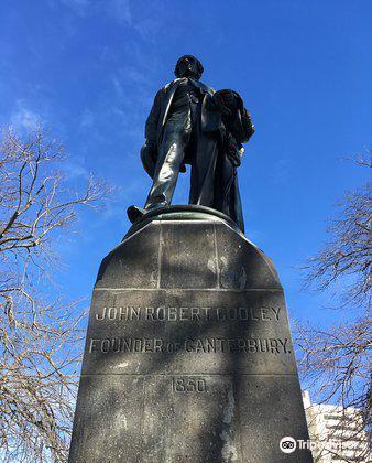 John Robert Godley Statue2