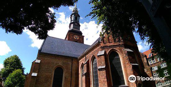 Sankt Petri Kirke Og Gravkapeller3