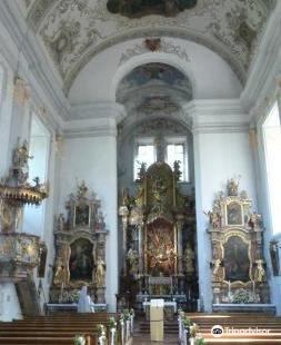 Wallfahrtskirche Bad Durrnberg