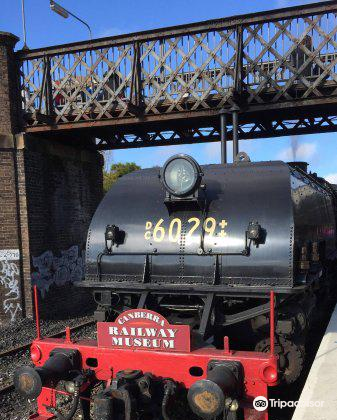 Canberra Railway Museum4