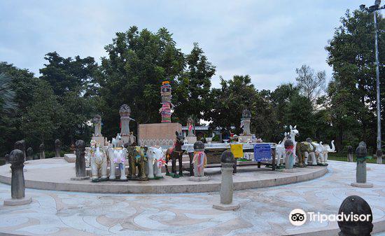 The Navel City Pillar of Chiang Rai4