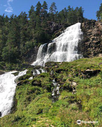 Svandalsfossen Falls1