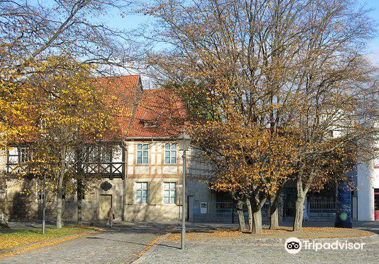 GLEIMHAUS Museum der deutschen Aufklarung