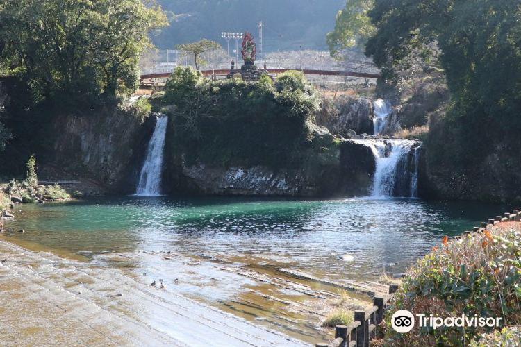 轟の滝(嬉野市)1