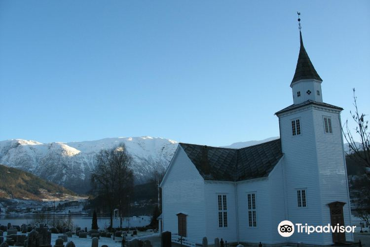 Ulvik Church4