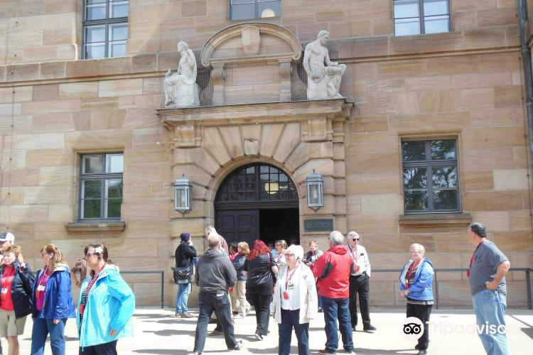 Nuremberg Palace of Justice (Justizpalast)4