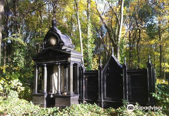 Weissensee Jewish Cemetery (Judischer Friedhof)3