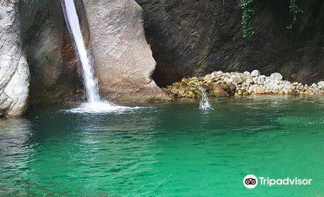Malbacco Waterfalls
