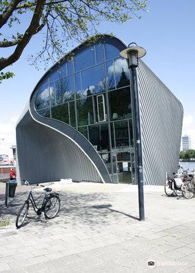 アムステルダム建築センター4