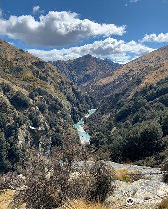 Shotover Canyon Swing2