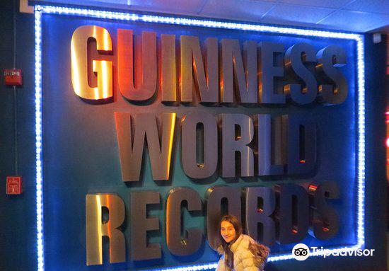 Guinness World Records Museum3
