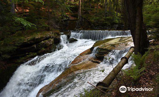 Szklarki Waterfall1
