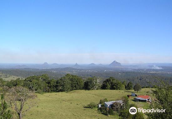 Glass House Mountains National Park