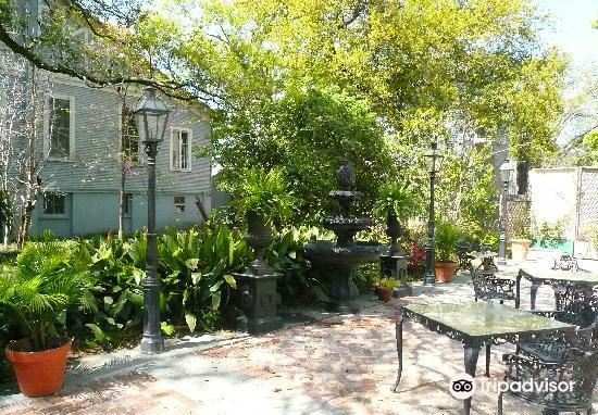Edgar Degas House Creole Impressionist Tour3