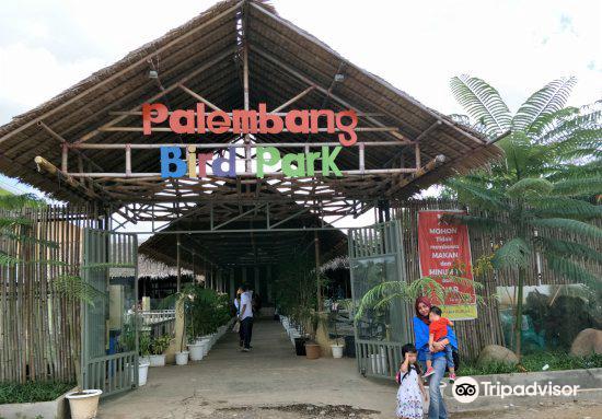 Palembang Bird Park2