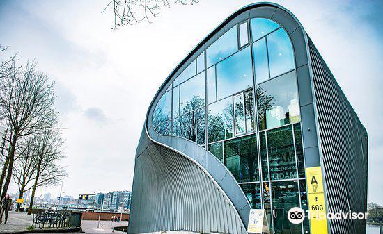 アムステルダム建築センター3