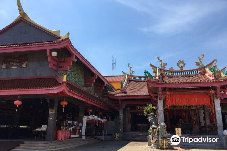 Jui Tui中國廟4