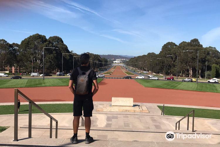 ANZAC Parade Walk1