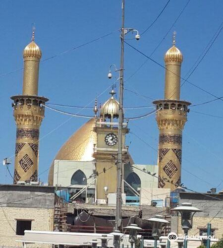 Imam Ali's Dropper Shrine2