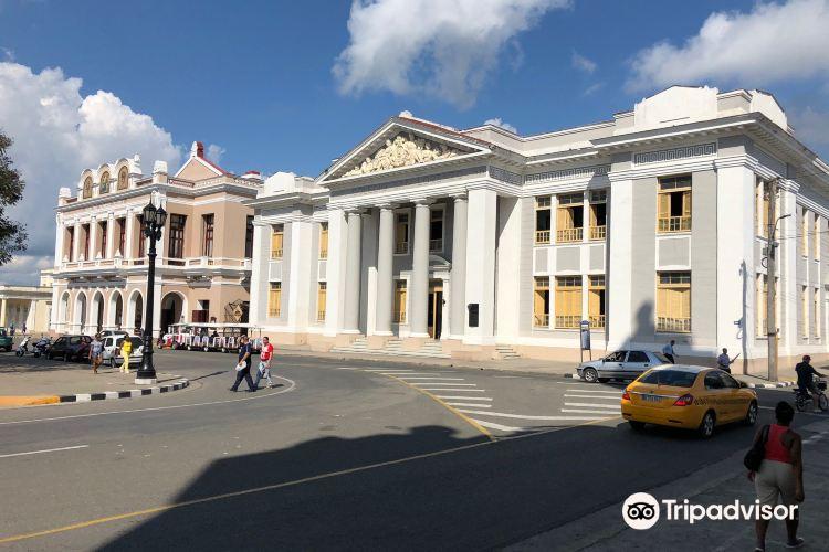 Jose Marti Palace and Library (Palacio y Biblioteca Jose Marti)