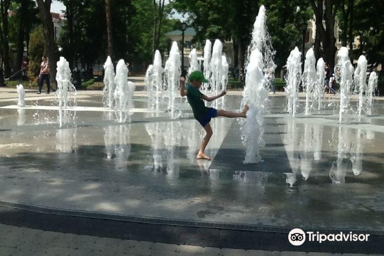 Fountain the Boy at the Elephant3