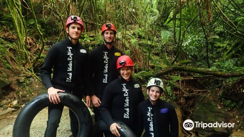 The Legendary Black Water Rafting Co