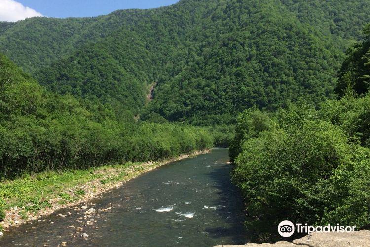 Satsunai-river Dam3