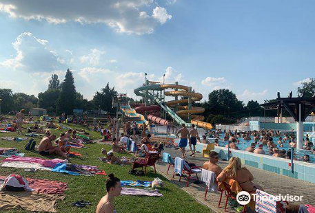 Napfenyfurdo Aquapolis主題公園
