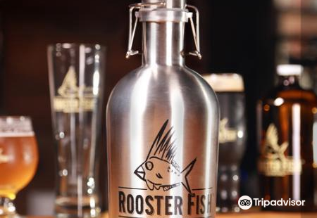 Rooster Fish Brewing Tasting Room & Beer Garden
