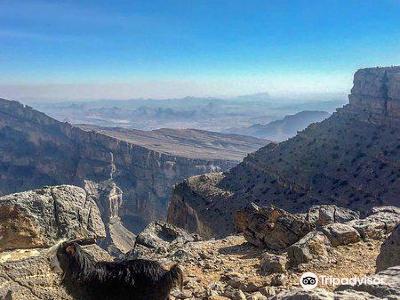 Wadi Ghul - Oman's Grand Canyon