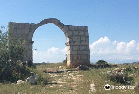 Roman Road and Cilician Gate