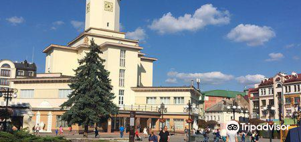 Ivano-Frankivs'ka city council