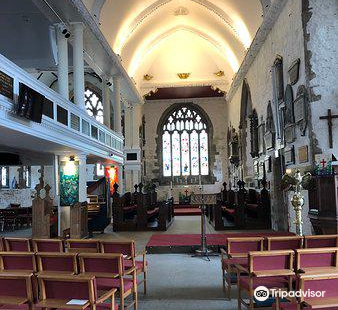 St Thomas and All Saints Church