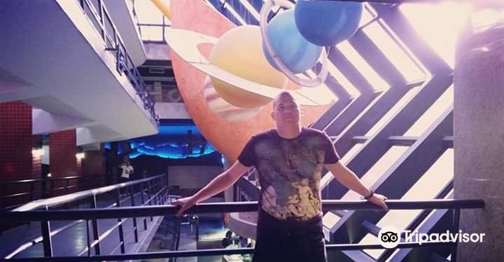 Fundacao Planetario da Cidade do Rio de Janeiro & Museu do Universo2