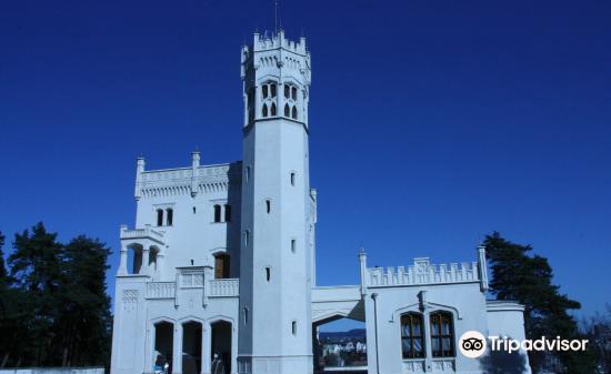 Oscarshall城堡4