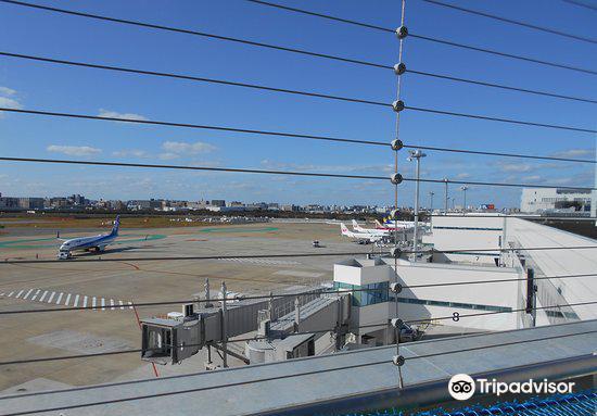 福冈机场航站楼观察室2